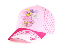 凯维帽业-2015新款点点可爱卡通 儿童棒球帽RM378