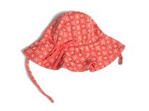 凯维帽业-小女孩遮阳帽 夏季户外渔夫边帽RM412