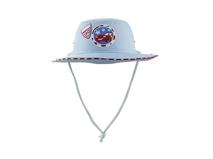 凯维帽业-绣花可爱户外遮阳渔夫边帽RM432