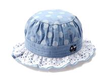 凯维帽业-小清新款小孩渔夫边帽RM444
