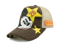 凯维帽业-儿童印花五页棒球帽订制定做RM474