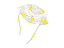 凯维帽业-婴儿蝴蝶结小边帽生产加工订做AM072
