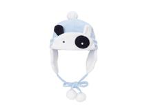 凯维帽业-婴儿可爱卡通绣花风雪帽 AM07