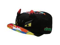 凯维帽业-春夏新款儿童遮阳卡通平顶军帽RM479