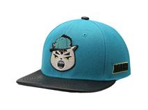 凯维帽业-儿童春夏遮阳嘻哈平板帽RM496