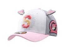凯维帽业-3D绣花字母LOGO小翅膀高端棒球帽 RM499