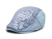 凯维帽业-设计款时装鸭舌帽 秋冬 ET089