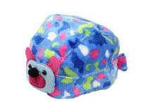 凯维帽业-新款儿童小仓鼠秋冬保暖套头帽RM535