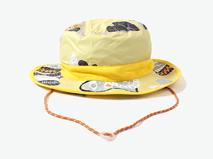 凯维帽业-儿童卡通动物印花遮阳透气渔夫帽RM557