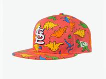 凯维帽业-儿童可爱卡通动物 棒球帽RM558