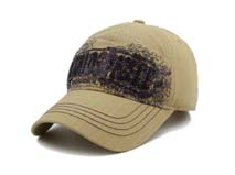 凯维帽业-新款纯色春夏遮阳棒球帽 BM292
