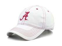 凯维帽业-白色绣花字母LOGO六页棒球帽BM293