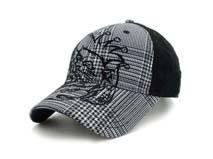 凯维帽业-纯色绣花字母遮阳棒球帽 BM296