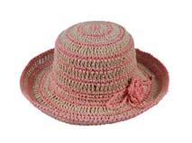 凯维帽业-真草草儿童草帽订做RR148