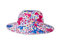 凯维帽业-小女孩大边夏季沙滩遮阳渔夫帽 RT416