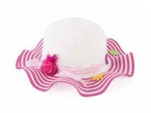 凯维帽业-婴儿儿童太阳帽子定做RZ183