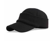 凯维帽业-男士秋冬保暖户外运动帽 HW042