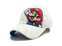 凯维帽业-儿童卡通人物印花棒球帽定制 BM370
