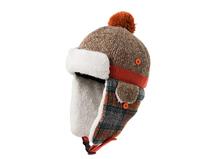凯维帽业-简约女孩风雪帽定做 LF032