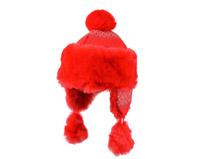 凯维帽业-蒙古族公主 女款 雷锋帽定做 LF034