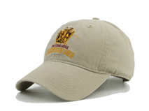 凯维帽业-秋季男女款贴布绣花 纯棉加厚棒球帽BM375