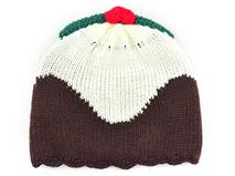 黑白视频体育直播-蛋糕款式针织帽子定做ZM093