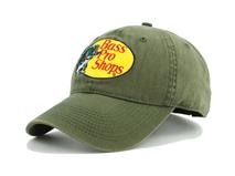 凯维帽业-简约贴布绣花休闲棒球帽BM385