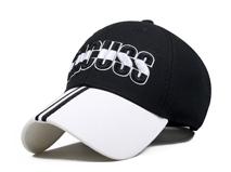 凯维帽业-简约纯棉运动类型棒球帽BM395