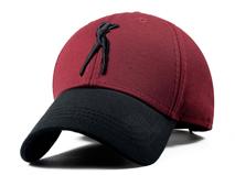 凯维帽业-凯维帽业-简约绣花秋冬新款棒球帽 BM397