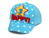 凯维帽业-毛巾绣花儿童棒球帽定做RM568